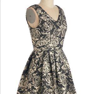 A Long Time Aglow Dress ModCloth